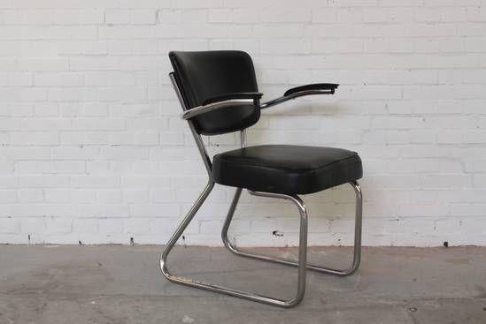 Fana tubular chair from the fifties
