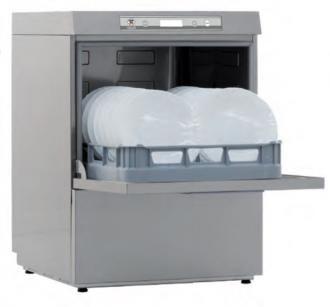 Umývačka tanierov a skla TT50TABT s odpad. čerpadlom