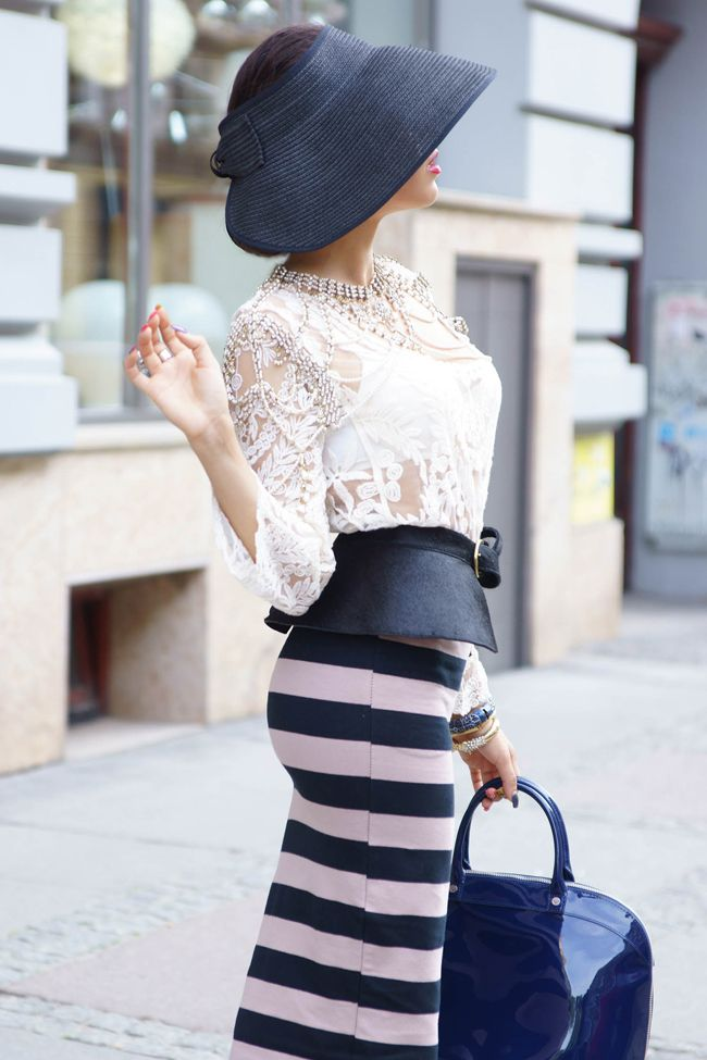 I wish hats were not just for weddings and ascot (sigh) her wish to go to Ascot and also mine.