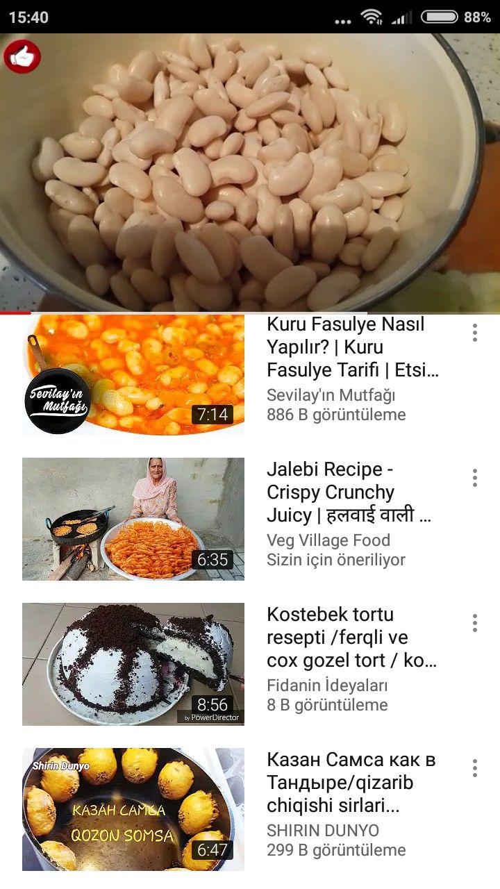 Stella Adli Kullanicinin Yemek Tarifleri Panosundaki Pin Yemek Tarifleri Yemek Fasulye