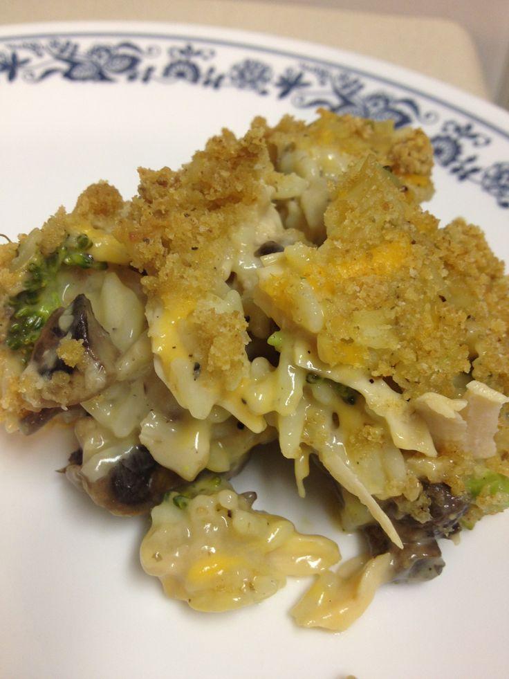 recipe: chicken broccoli cheese rice casserole velveeta [27]
