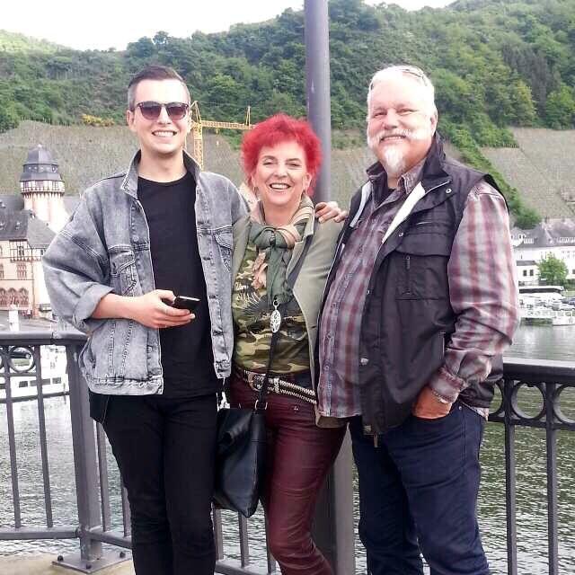 Bilderbuchfamilie