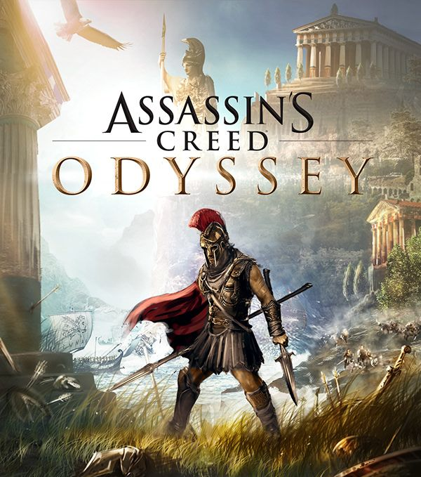 Assassin S Creed Odyssey On Behance Assassins Creed Odyssey