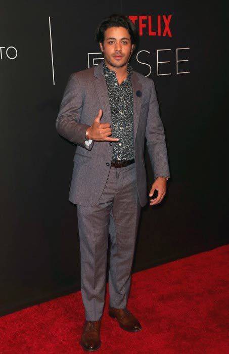 Christian Navarro at the Netflix FYSee Kick Off Event in May 2017...