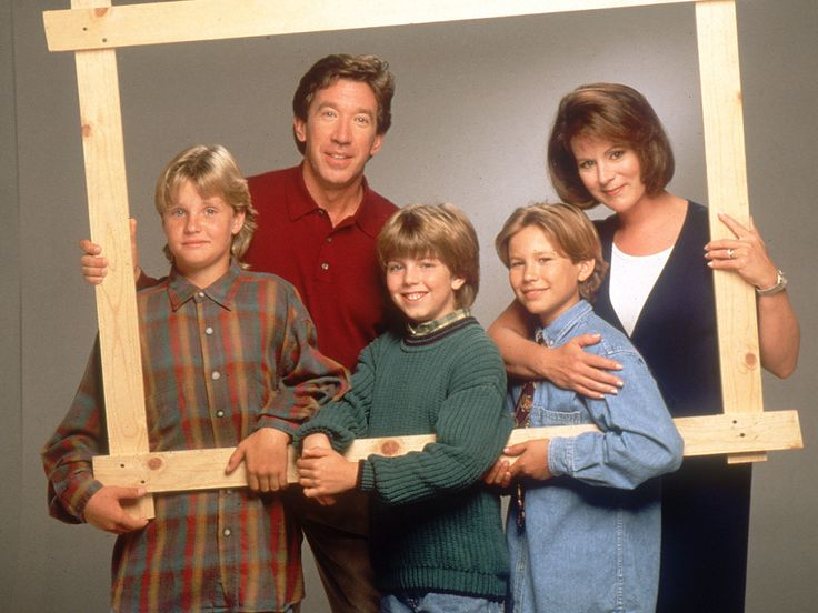 Honestly, I'd be fine with just a reboot of Tool Time if they can't get everyone together for a Home Improvement reunion