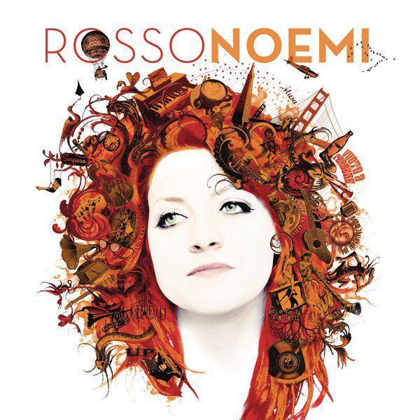 NOEMI - Rosso Noemi (Deluxe Edition) (2011) DOWNLOAD FREE iTunes Mp3