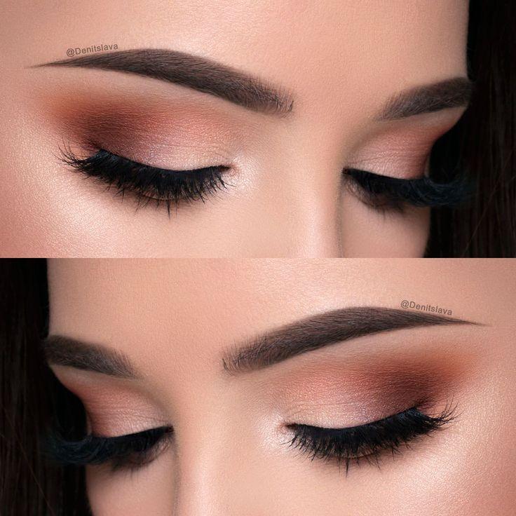 40 Hottest Smokey Eye Makeup Ideas 2019 & Smokey Eye Tutorials for Beginners ,  Kali Taylor