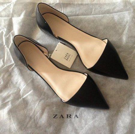 модная обувь 2016 года с острыми носами