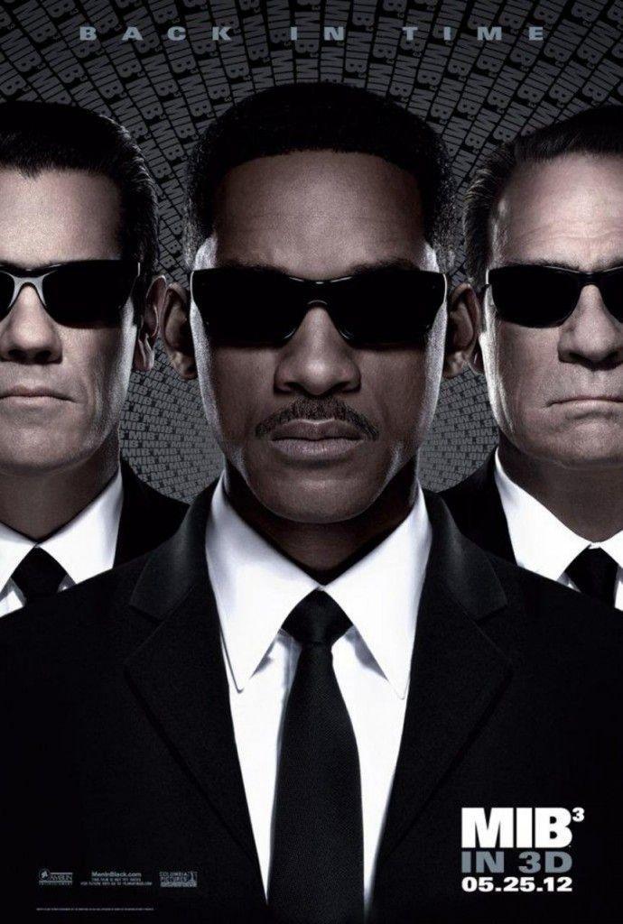 MIB3: Movie Posters, Meninblack, Willsmith, Black Iii, Men In Black, Men'S, Will Smith, Tommy Lee, Favorite Movie