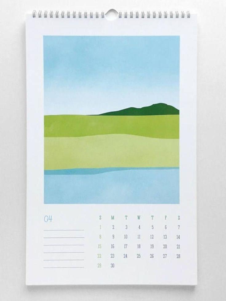 The  Best Wall Calendars Ideas On   Calendar Home