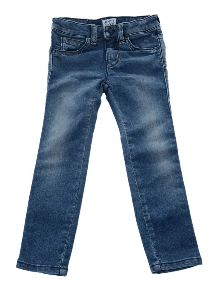 Armani Stonewash Skinny Stretch Jeans | Accent Clothing