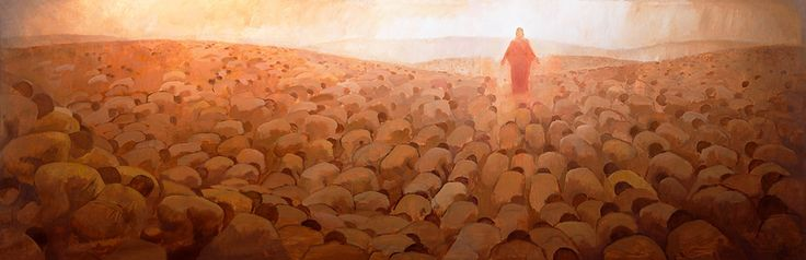 Every Knee Shall Bow, by J. Kirk Richards