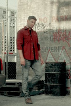 I have to rewatch the first 3 season 10 episodes because as much as I love regular Dean, Demon Dean was a sexy sassmaster