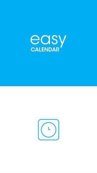 easy calendar