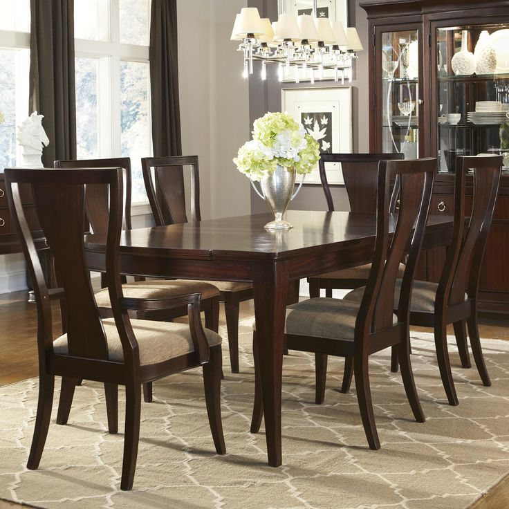 23 best bermex images on pinterest dining room furniture for Solid wood formal dining room sets