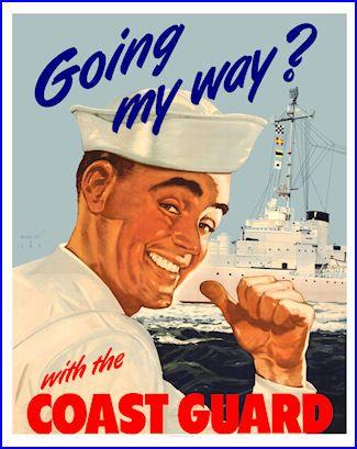 Coast Guard Cool Stuff Posters! I love his expression :)