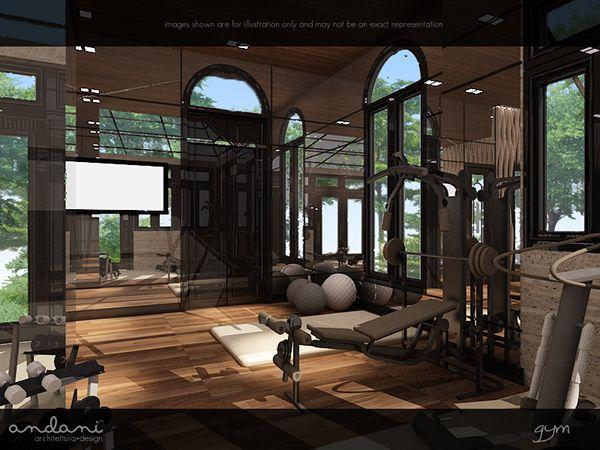Fitnessraum modern  62 besten Gyms Bilder auf Pinterest