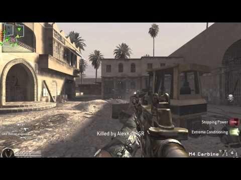 http://callofdutyforever.com/call-of-duty-gameplay/call-of-duty-4-modern-warfare-multiplayer-mac-gameplay/ - Call of Duty 4 Modern Warfare: Multiplayer - Mac - Gameplay  Gameplay of the game Call of Duty (CoD) 4 Modern Warfare in multiplayer on Mac