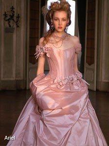 Abiti da sposa rosa - Mireille Dagher : Album - alFemminile.com