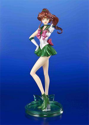 bandai tamashii nations figuarts zero sailor moon crystal sailor jupiter figure