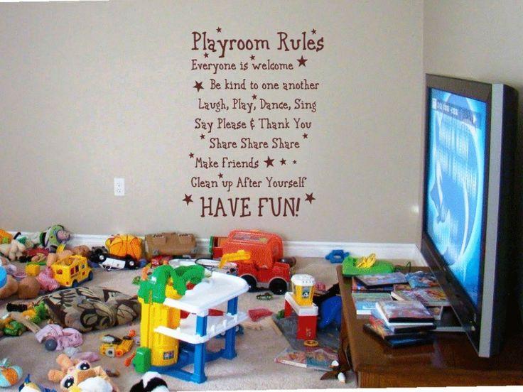 24 best Playroom Ideas images on Pinterest Playroom ideas Kid