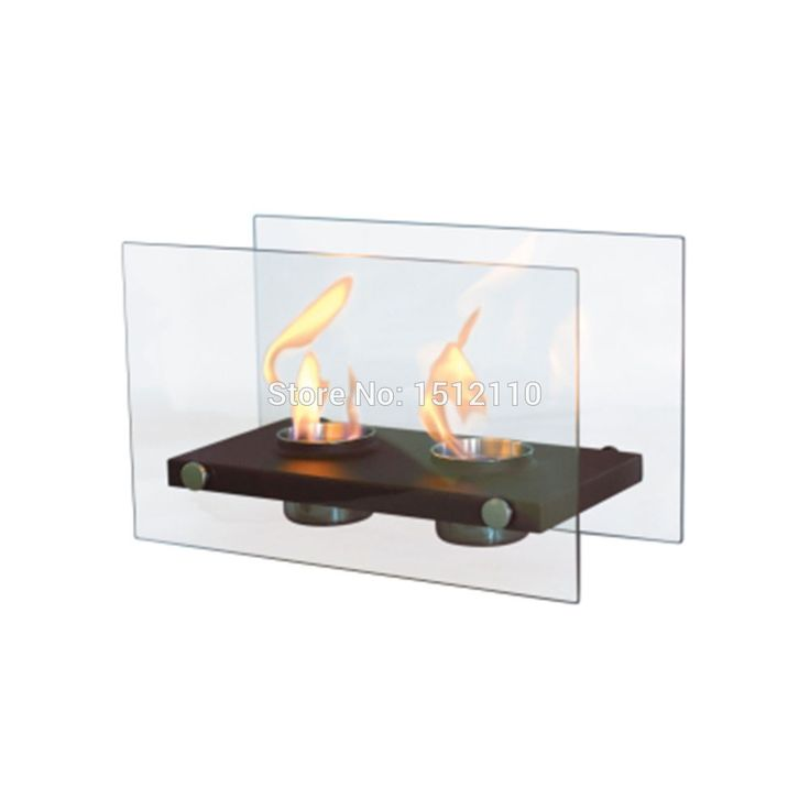 Free Shipping Bio Ethanol Fireplace With Metal Killer For Indoor And Outdoor Use Home Decoration KW2310