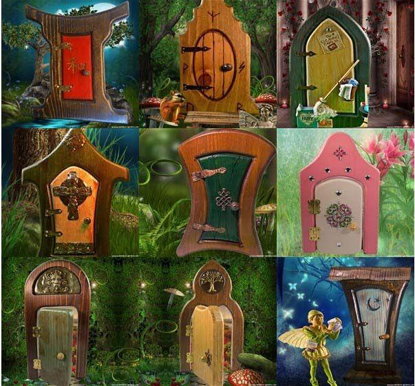 fairy garden doors | Fairy Doors Introduction