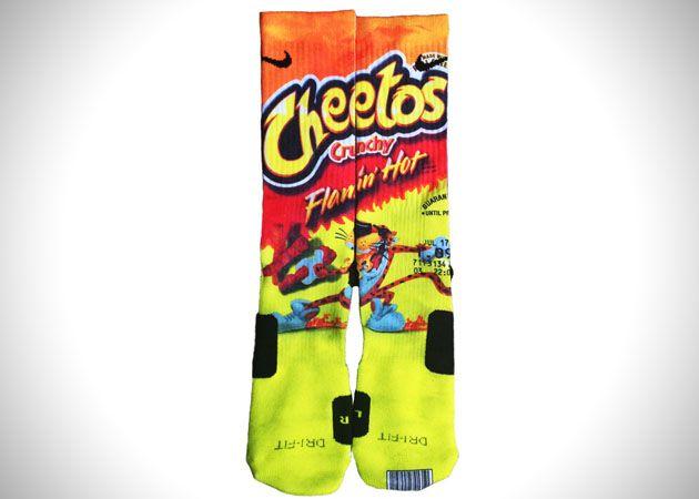cool nike socks | Cool Socks Bruh: Custom Pop Culture Nike Basketball Socks