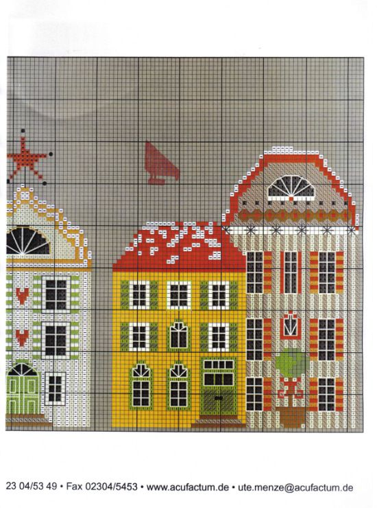 Christmas Town • 5/5 Chart Far RHS