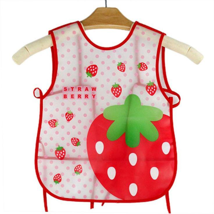 baby bibs waterproof Child Translucent Soft Plastic EVA Baby Waterproof Bibs cheap bandana bibs baby feeding bibs free shipping