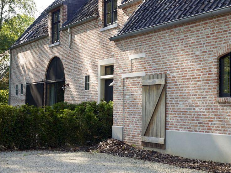 Home in Schilde, Belgium. Realization rdk.be.