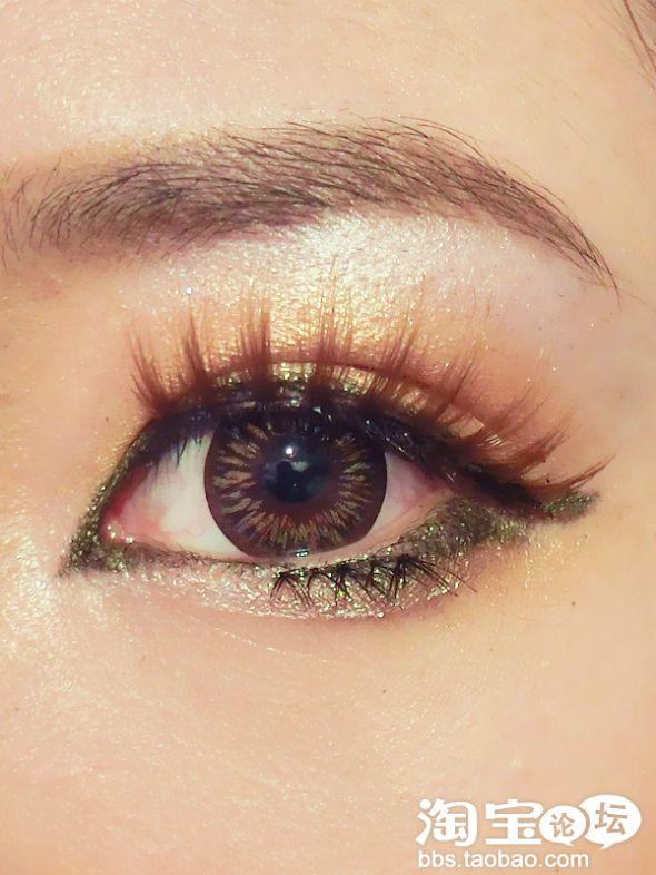 **~Zibees.com~** Fashion Guilt DIY/Tips!!: Doll eyes Korean ULZZANG Makeup PICTURES DIY Tutorial How to