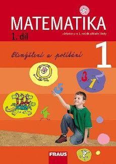 Matematika 1/1 - prof. Hejný - Učebnice