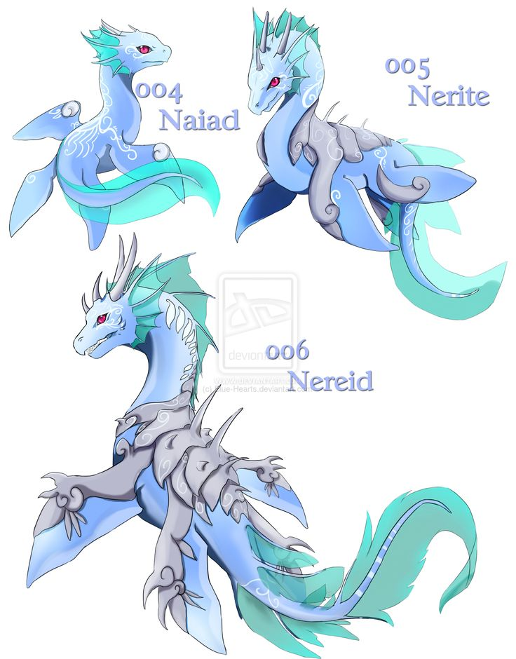 Fakemon: Water Starter [New Version] by Blue-Hearts on DeviantArt