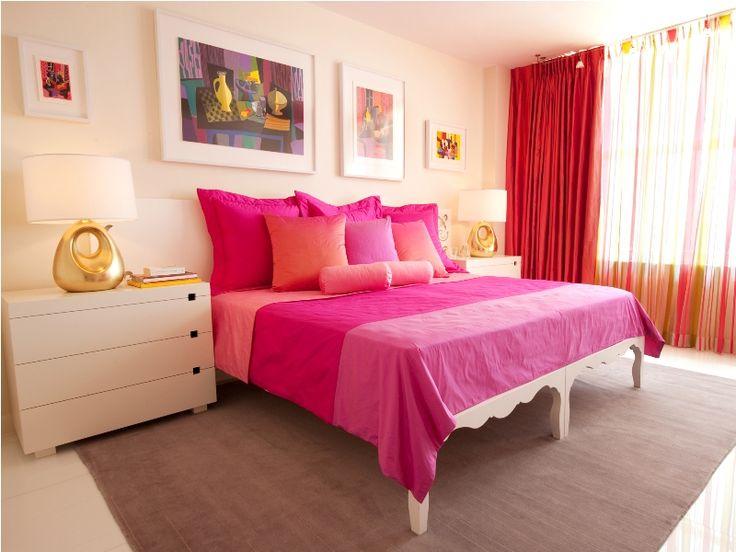 Pink Bedroom Decor Ideas