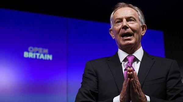 Blair pide levantarse contra el brexit