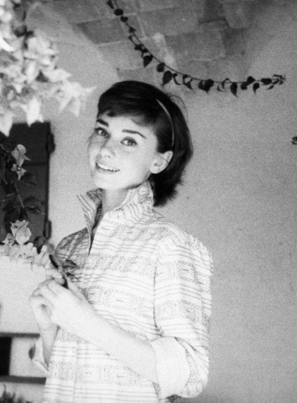 As always: Audrey.