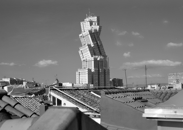 Cloudscraper | Rafa Zubiria