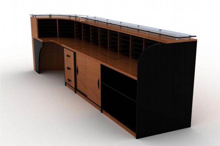 Las 25 mejores ideas sobre mesas de recepci n de oficina for Muebles de oficina guatemala