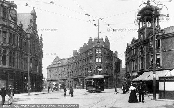 Station Road, #Doncaster, 1903. #yorkshire #photography #history