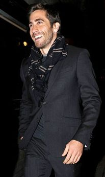 love this look, Jake G not bad to look at either :)