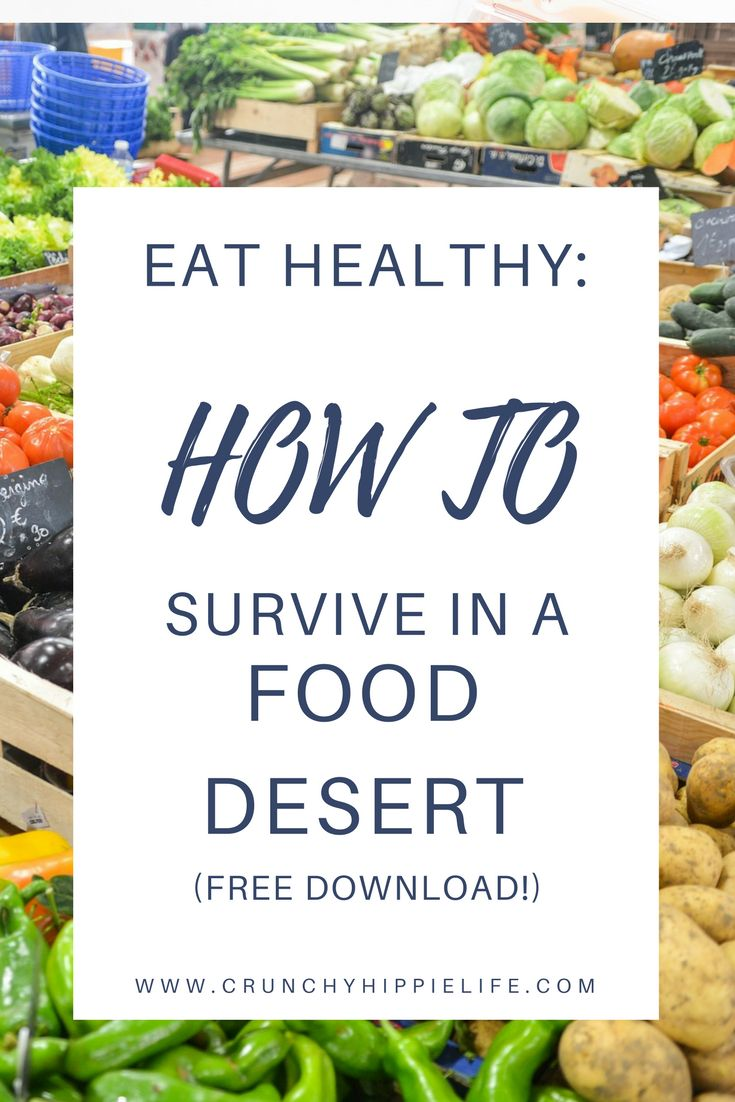 how to eat healthy in a food desert, how to eat healthy for cheap, inexpensive healthy meal ideas