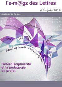 Une sélection de ressources et des activités pédagogiques mises en oeuvre par des enseignants de l'académie de Rennes.