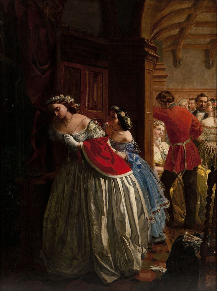 Элис Уокер, раненные чувства 1861 года.