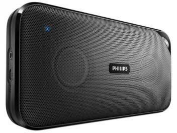 Caixa de Som Bluetooth Portátil Philips - BT3500B/00 10W