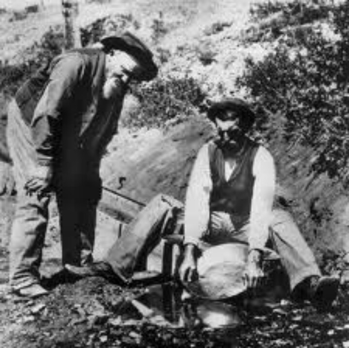 Gold Panning Anywhere