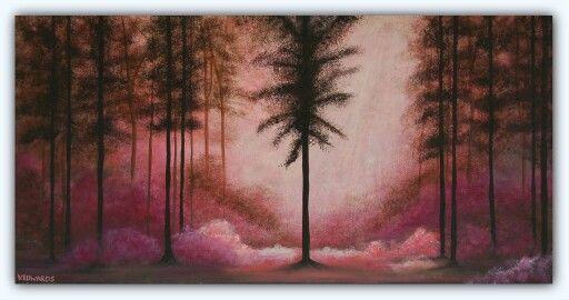 Fantasy forest by Vanessa Edwards