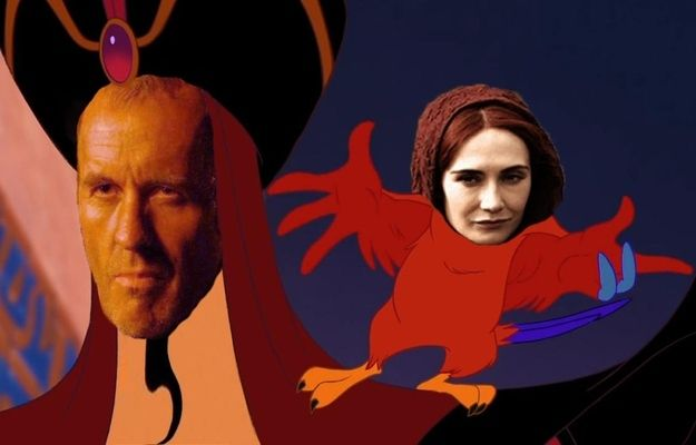 """Someone Mashed Up """"Game Of Thrones"""" With Different Disney Movies And It Works So Perfectly"""