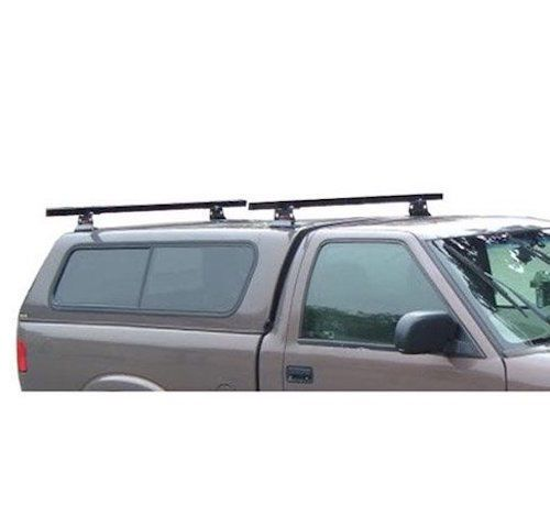"Truck Toppers Universal Pickup Ladder Rack 60"" Bar Steel Galvanized Powder Coat #Vantech"