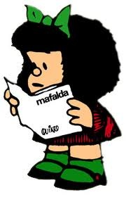 Mafalda Love her and and her gang!